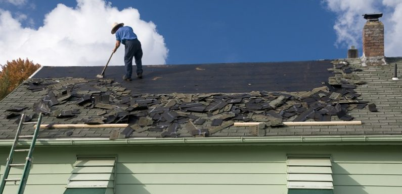 Get A New Roof – Fix All Problems