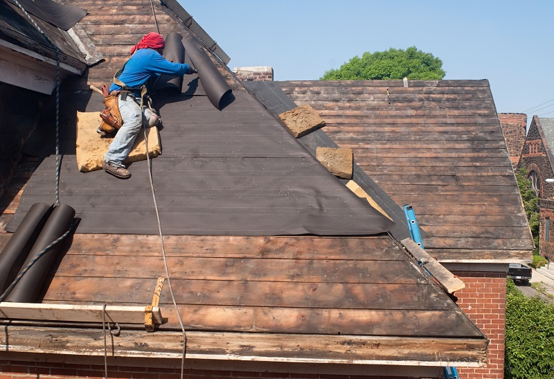 roofing contractor in Worcester