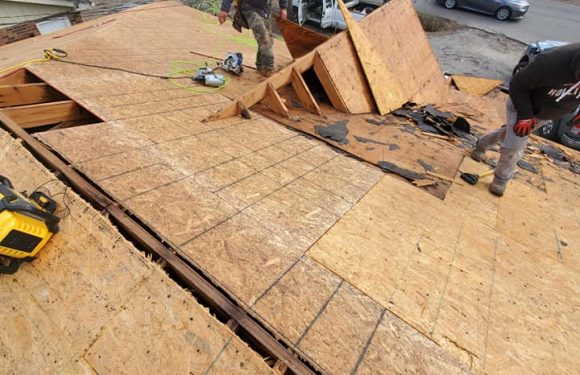 From Start to Finish, Understanding the Roof Repair Process